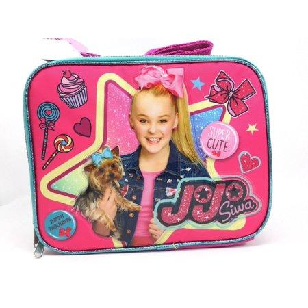JoJo Siwa Dream Star Crazy Big Girls Lunch Bag/ Box