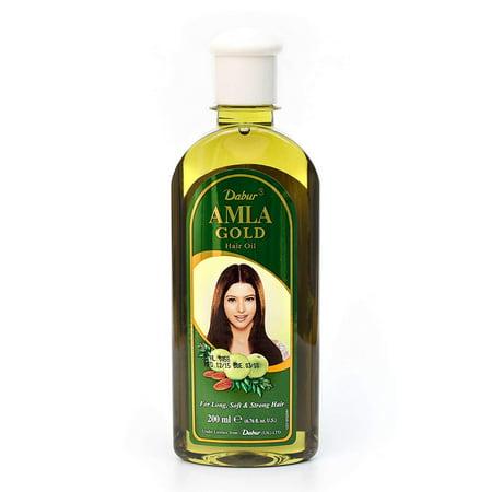 Amla Gold 200mL, Dabur Amla GOld Hair Oil By (Amla Oil)