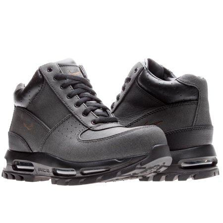 newest cdf74 48a3f nike air max goadome tectuff 2013 black mens boots 616174 090