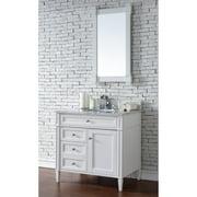 James Martin Furniture Brittany 36 in. Single Bathroom Vanity