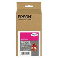 Epson (788XXL) DURABrite Ultra Extra High Capacity Magenta Ink Cartridge (4,000 Yield) T788XXL320