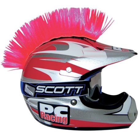 Pc Racing Helmet Mohawk  Pink