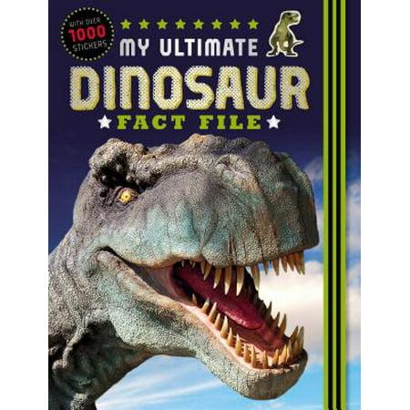 My Ultimate Dinosaur Fact File](Dinosaur Snack Ideas)