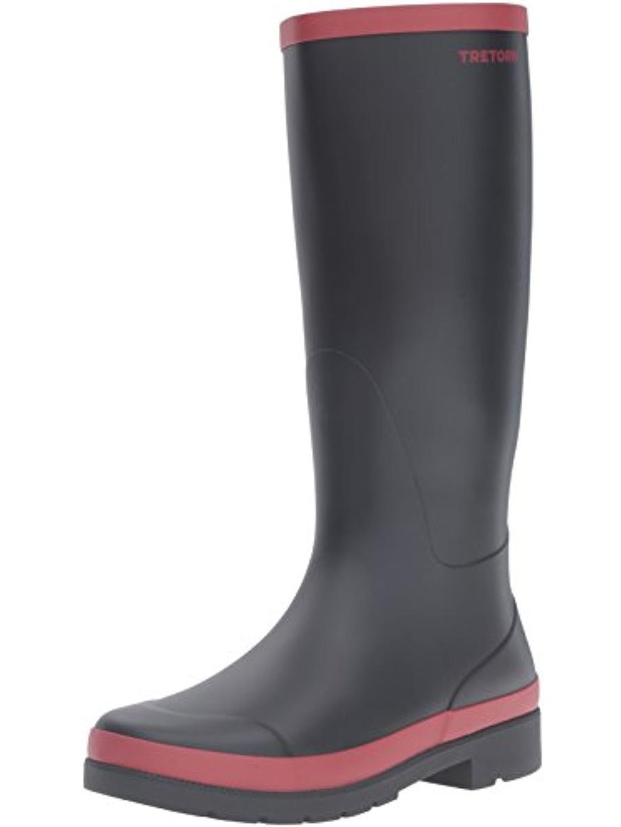 Tretorn Womens Leah Knee-High Rubber Rain Boots by Tretorn