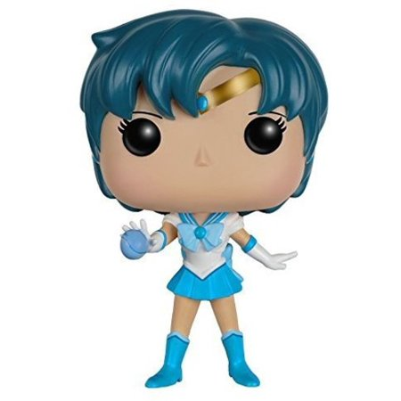 FUNKO POP! ANIMATION: SAILOR MOON - SAILOR MERCURY