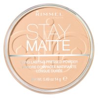 Rimmel Stay Matte Pressed Powder, 0.49 oz