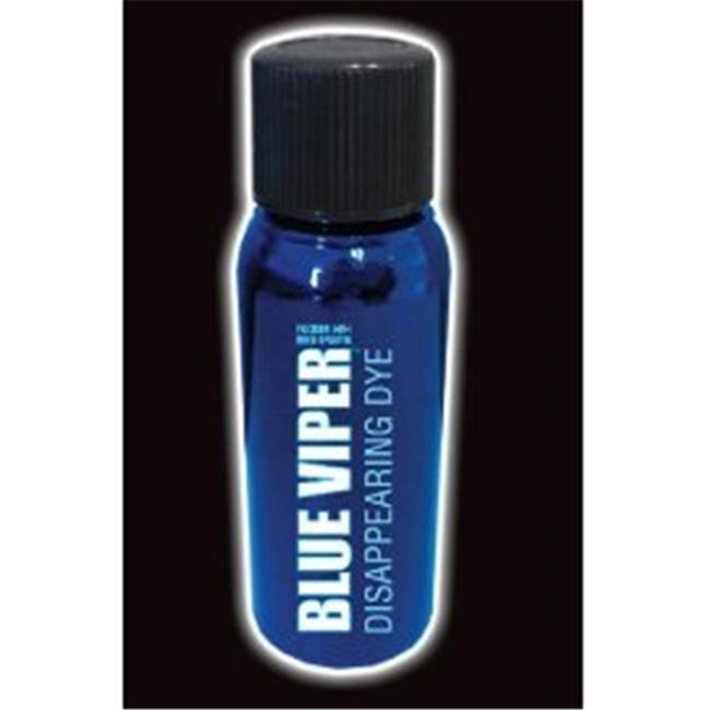 Wabash Valley Farms BV1204 Blue Viper Disappearing Dye - 4 Pack