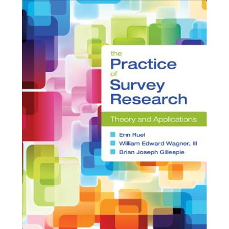 The Practice of Survey Research : Theory and (The Practice Of Survey Research Theory And Applications)