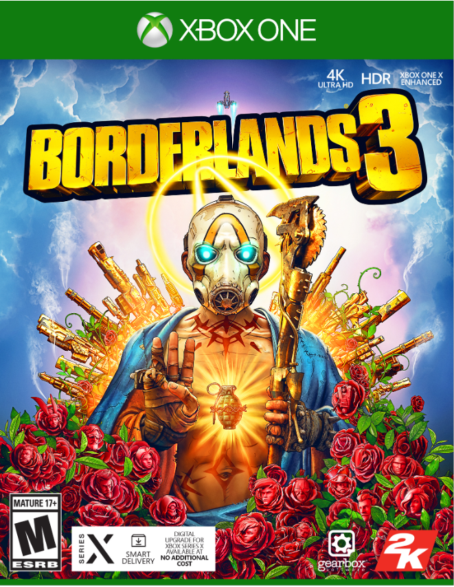 Borderlands 3, 2K, Xbox One, 0710425594946