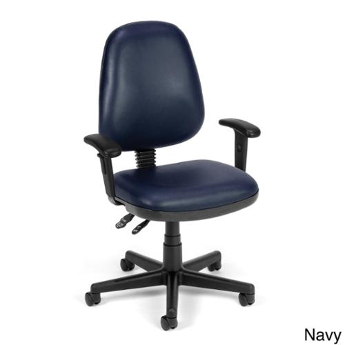 OFM Ergonomic Office Chair Navy