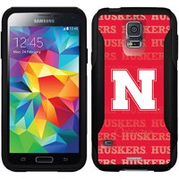 Nebraska Repeating Design on OtterBox Commuter Series Case for Samsung Galaxy S5