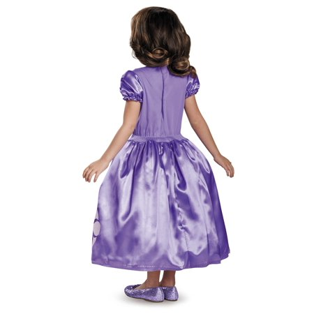Deluxe Girls Sofia The First Next Chapter Dress - image 2 de 2