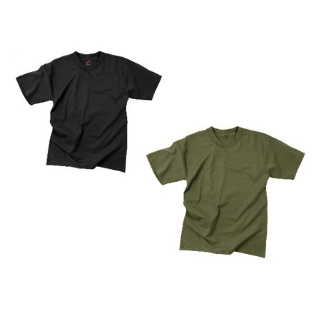 Kids Boys Olive Drab Green Black Zombie Camo Military USMC Army Airsoft T-Shirt