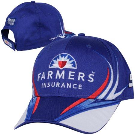 The Game Kasey Kahne Phoenix Adjustable Hat - Royal Blue - OSFA