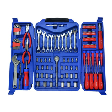 Best Value Homeowners Tool Set (123-Piece)