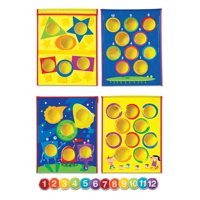 Learning Resources® Smart Toss™ Bean Bag Tossing Game