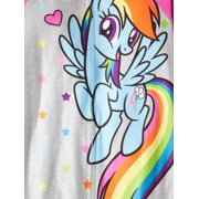 Girls  My Little Pony Onesie Pajama Sleeper (Little Girl   Big Girl) Image b0ee83dfc