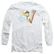 The Love Boat Welcome Aboard Mens Long Sleeve Shirt