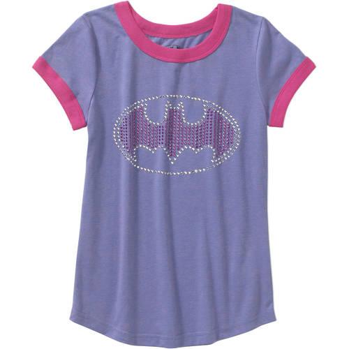 Shirt DC Comics Batgirl Is Hot Adult Ringer T