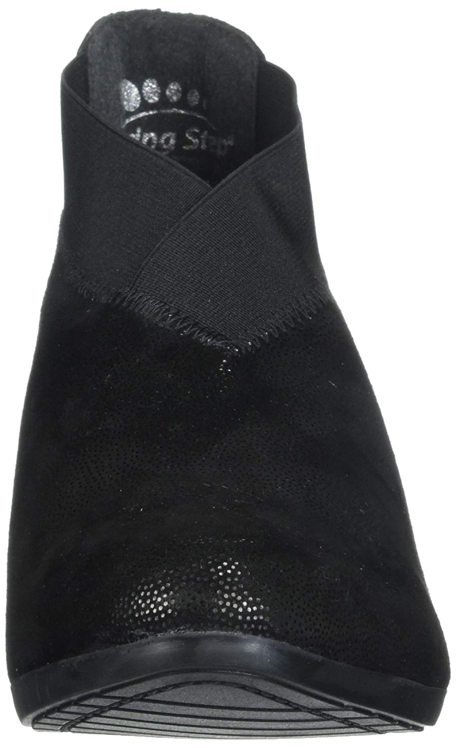Spring Step Women's Endear Ankle Bootie, Black, Size 10.0