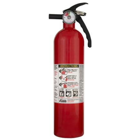 Fake Fire Extinguisher Halloween (Kidde 466142MTL Kidde 2.5 lbs. Red Disposable Recreational Fire Extinguisher)