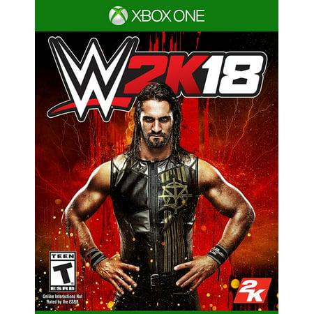 Refurbished 2K Games WWE 2K18 (XB1)