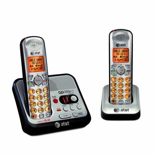 EL52200 AT&T Dual Handset Answer System