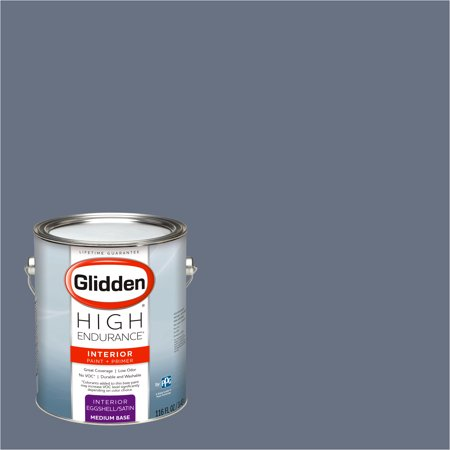 Glidden High Endurance Interior Paint And Primer Favorite Denim Blue 30bb 17
