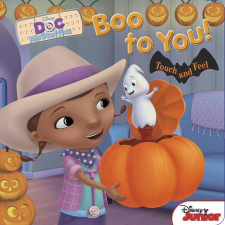 Doc McStuffins Boo to You!