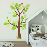 RoomMates Kids Tree Peel-and-Stick Giant Wall Decal
