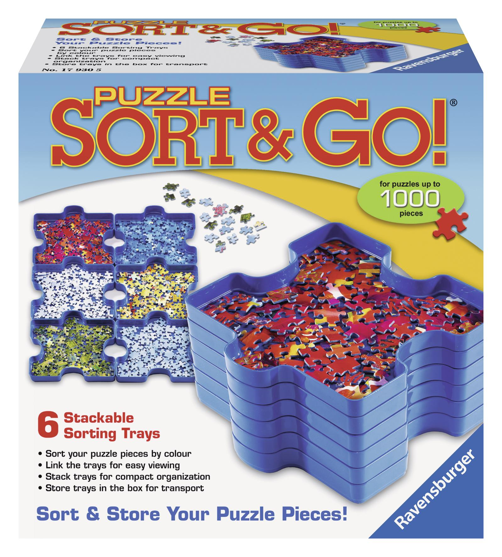 Puzzle-Sort & Go (Other) by Ravensburger USA Inc