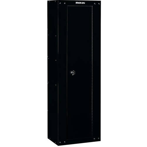 Stack-On GCB-8RTA Security Plus 8-Gun Ready to Assemble Storage Cabinet by Stack-On