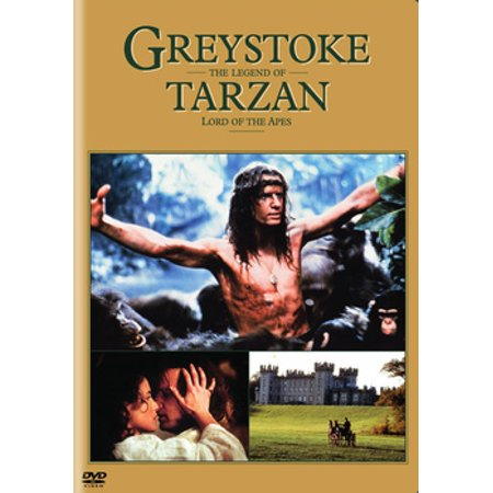 Greystoke: The Legend Of Tarzan, Lord Of The Apes - Tarzan Movie Adult