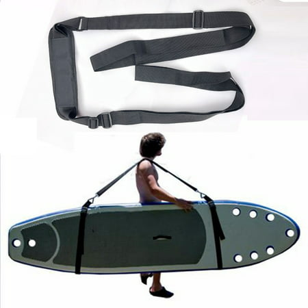 Surfboard Carrying Strap, Paddle Board Easy Carry Leash Shoulder Sling, Surf Accessories Bags On Board Leash