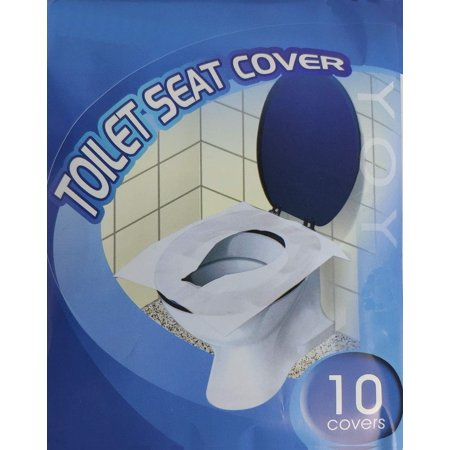 Pocket Size Disposable Toilet Seat Covers 10x 30x 50x