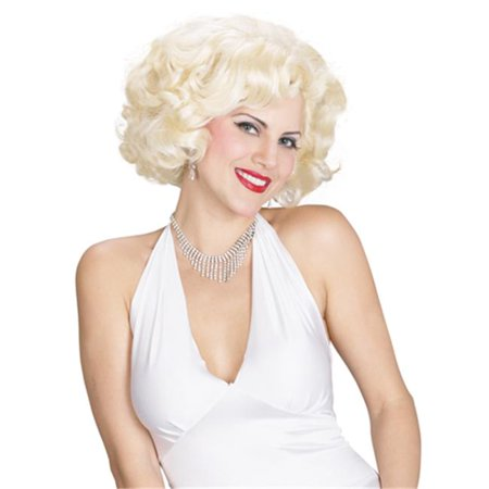 Marilyn Monroe Wig - Marilyn Monroe Wig Halloween Express
