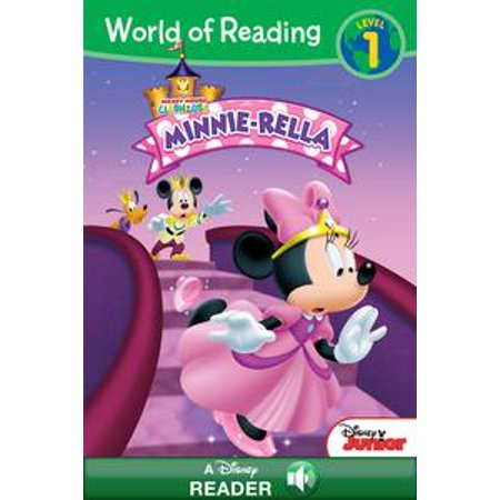 World of Reading Minnie: Minnierella - eBook
