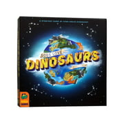 God'S Love Dinosaurs - A Strategy Game Of Food Chain Hierarchy For 2-5 Players