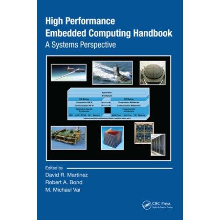 High Performance Embedded Computing Handbook -