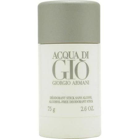 Best Acqua Di Gio Alcohol Free Deodorant Stick 2.6 Oz By Giorgio Armani deal