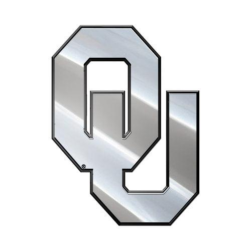 Oklahoma Sooners Auto Emblem - Premium Metal