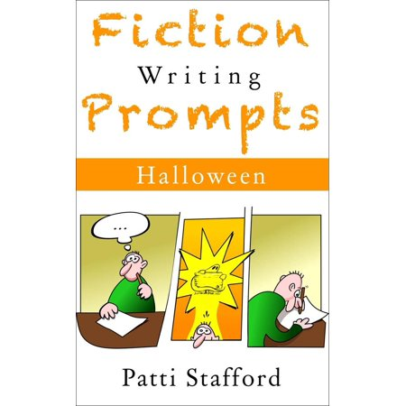 Fiction Writing Prompts: Halloween - eBook - Halloween 4 Square Writing