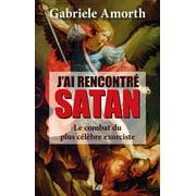 J'ai rencontr Satan - eBook