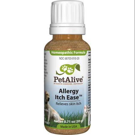 Native Remedies   Native Remedies Allergy Itch Ease - Relief for Itchy Skin on