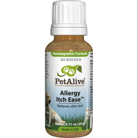 Native Remedies Native Remedies Allergy Itch Ease - Relief for Itchy Skin on Pets