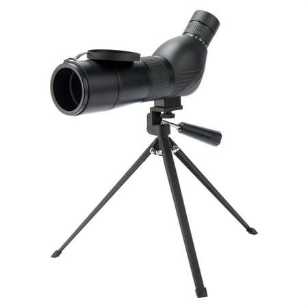 15-45x60 Waterproof Spotting Scope Optics Zoom 39-19m/1000m for Target Shooting Bird Watching Hunting Wildlife Scenery thumbnail
