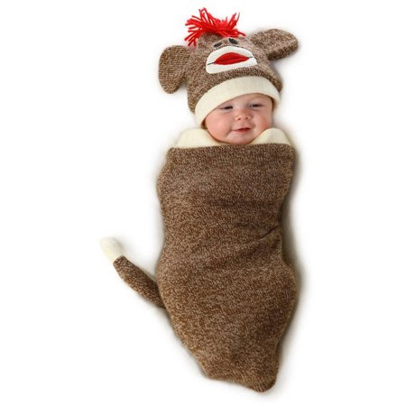 0-6 Month Infant Halloween Costumes (Marv the Monkey Infant Halloween Costume, 0-6)