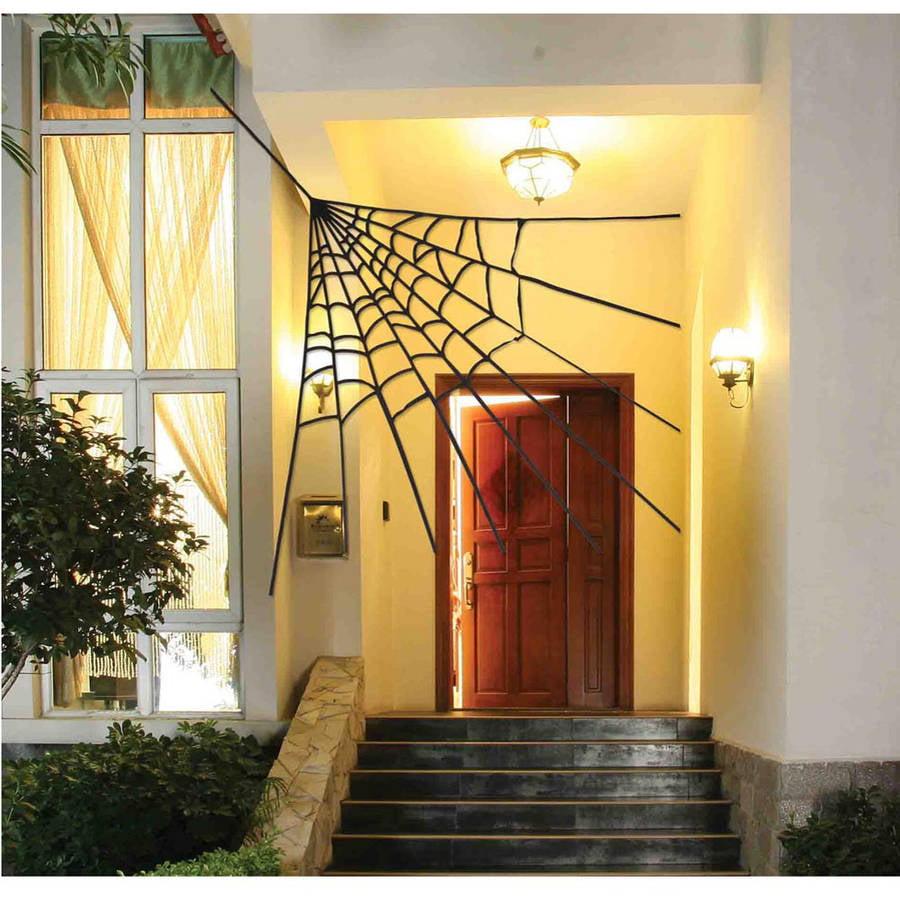 Small Corner Spider Web