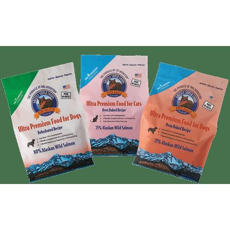 Grizzly® Grain Free 75% Alaskan Wild Salmon Oven Baked Recipe Dog Treat 1 Lbs Alaskan Salmon Treats