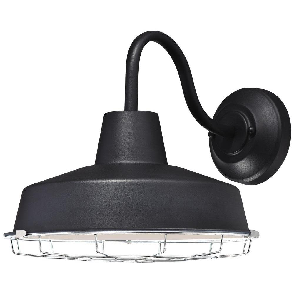 Academy One-Light LED Outdoor Wall Fixture